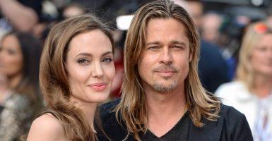 Анџелина Џоли ќе мора да му признае пораз на Бред Пит