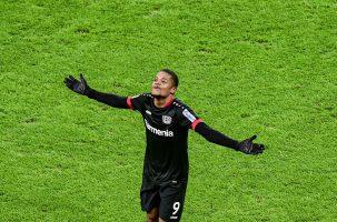 Бејли го постигна голот на сезоната и ги крена Баер на врвот на Бундеслигата