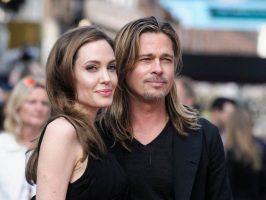 Бред Пит пијан им викал на децата, Анџелина Џоли има снимки што може да го уништат актерот
