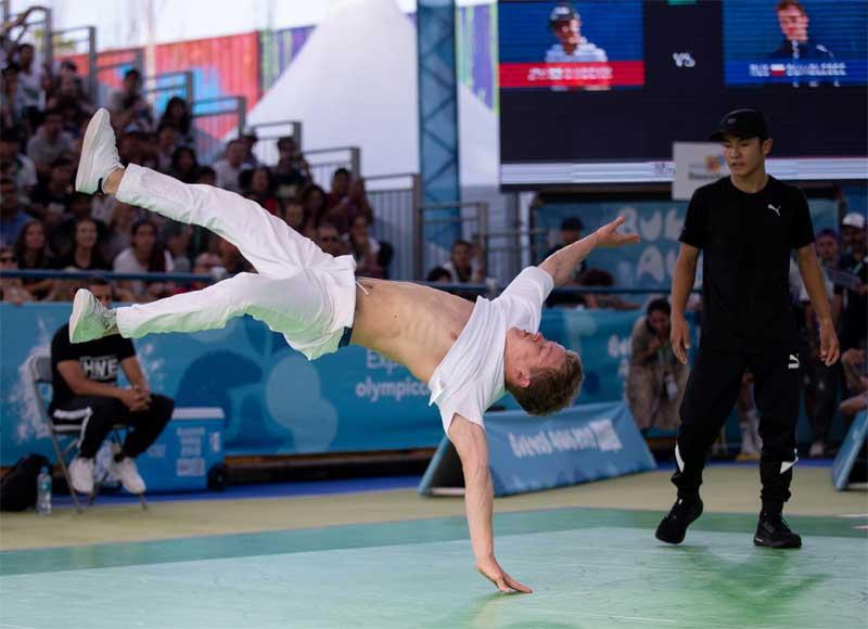 Брејденсот стана олимписки спорт