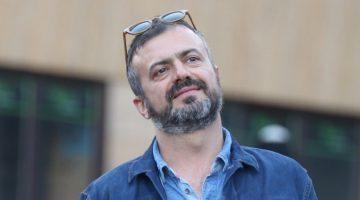 (Видео) Бесконечен син круг: Сергеј Трифуновиќ емотивно се прости од Џеј