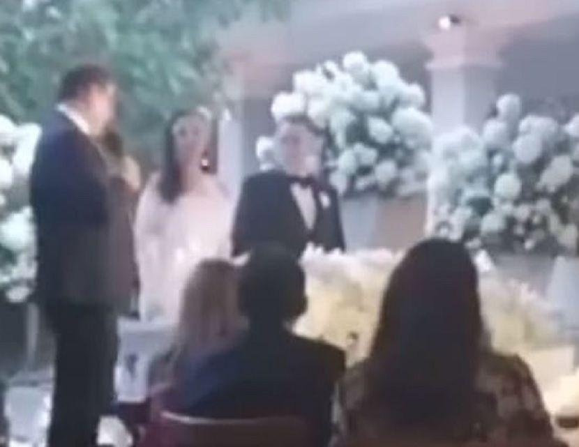 (Видео) Градоначалничка се омажила пред 150 гости па барала да не се прават масовни собири