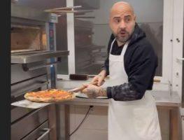 (Видео) Панчо стана пица-мајстор: Да имам некакви приходи додека трае пандемијата