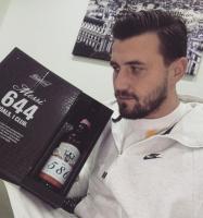 Голманот Столе Димитриевски доби пиво од Меси