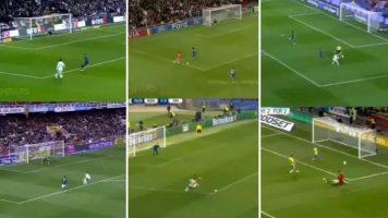 Дежа ви: Роналдо постојано ги постигнува истите голови
