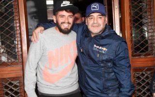 Диего Јуниор тврди: Милионите на Марадона не ми се цел