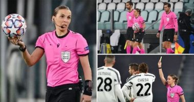 Жена првпат судеше натпревар во Лигата на шампиони
