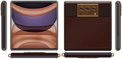 Забележан стилизираниот Oppo X Tom Ford слајдер телефон