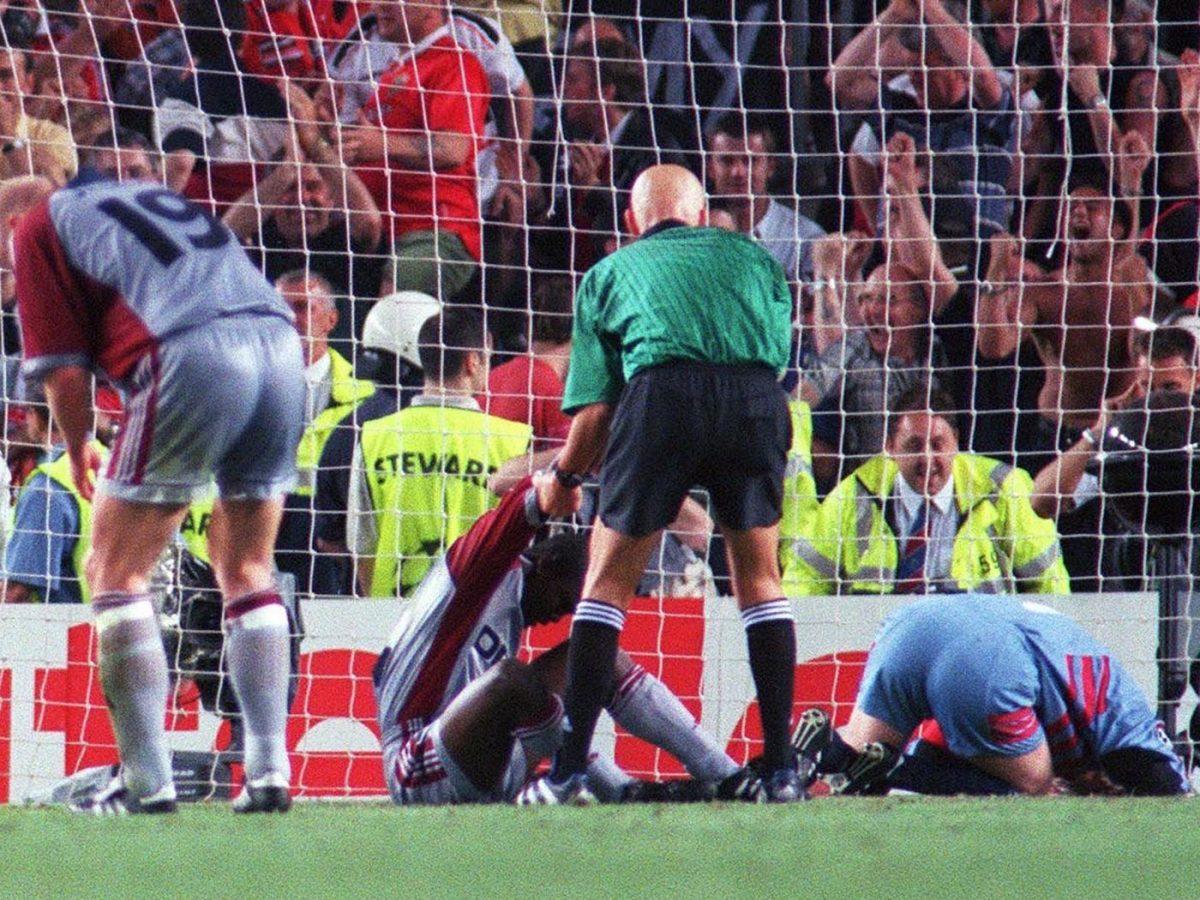 За Колина топ момент во кариерата е финалето во ЛШ, Баерн-Манчестер во 1999-та