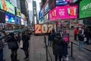 За првпат од 1904 година, Тајмс сквер ќе биде затворен за Нова година