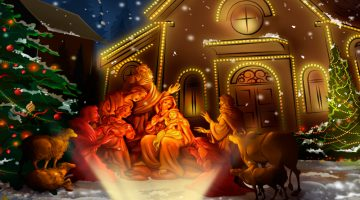 Како започнал да се празнува Божик
