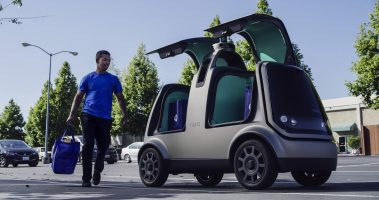 Калифорнија одобри користење на автономни возила за достава (ВИДЕО)