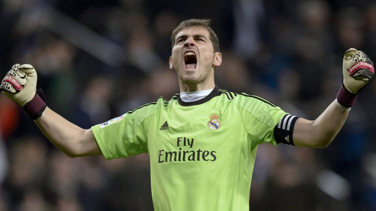 Касиљас се врати во Реал Мадрид