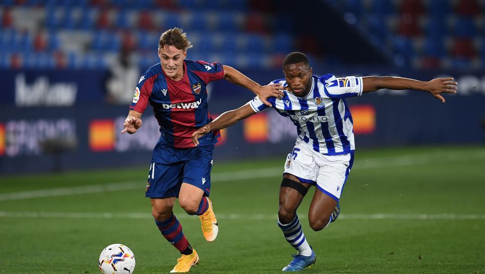 Леванте со пресврт го победи Реал Сосиедад, триумф на Виљареал кај Осасуна