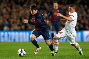 Лига на шампиони: Барселона-ПСЖ, Челси во Мадрид кај Атлетико