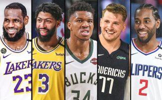 Листа на најдобрите кошаркари – Многумина ја оспоруваат листата на ЕСПН