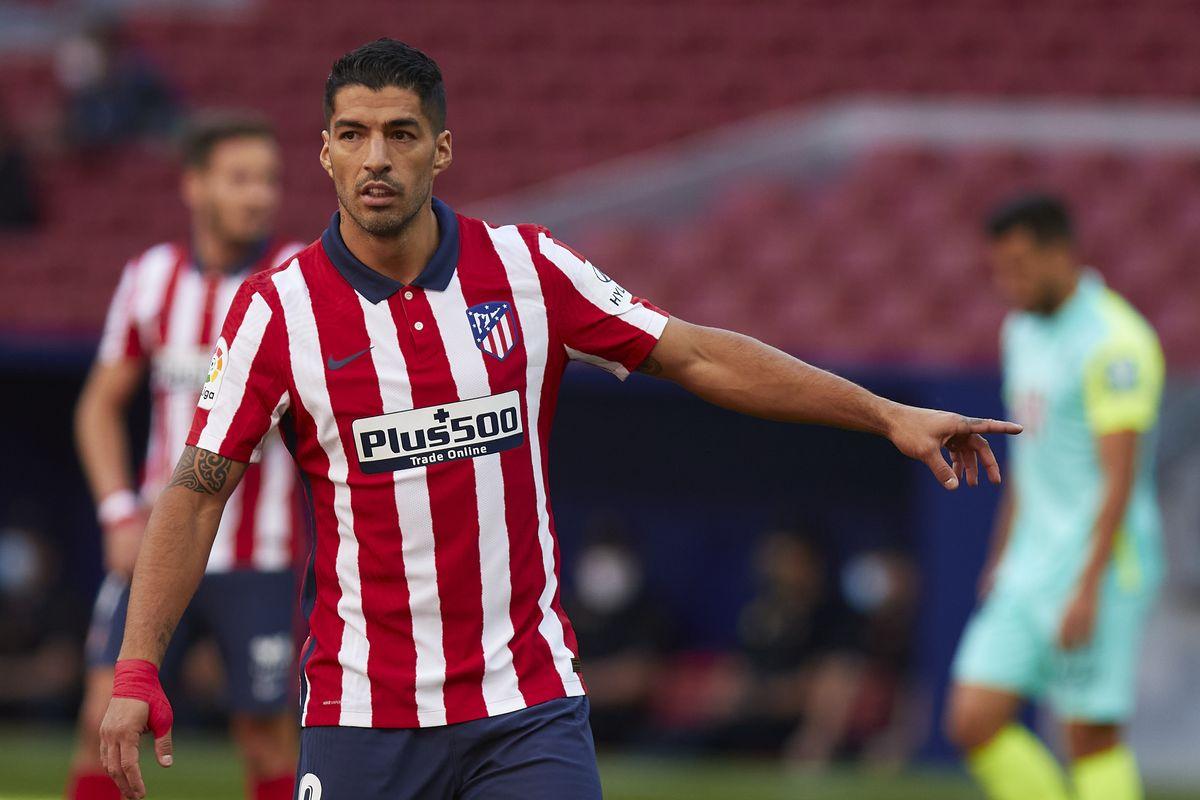 Луис Суарез повторно тренира со тимот