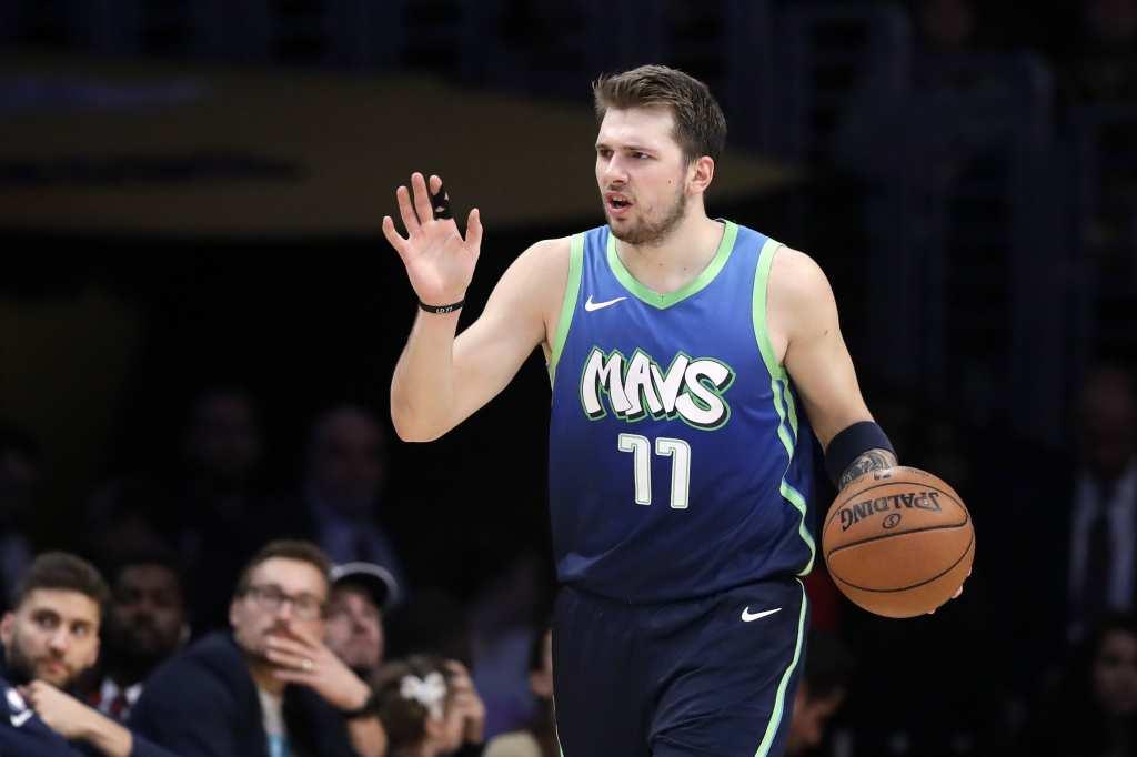 Лука Дончиќ е прв фаворит за МВП во НБА лигата