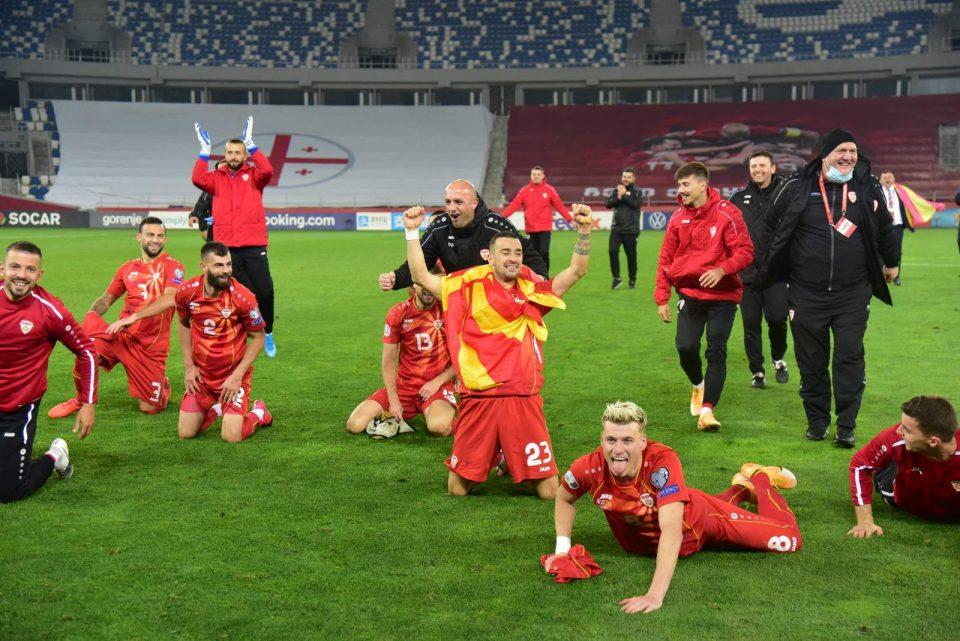 Македонија ги доби противниците за пласман на Мундијалот во Катар 2022 година