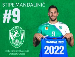 Мандалиниќ го продолжи договорот со Еурофарм Пелистер