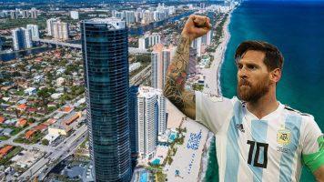 """Меси веќе има """"станче"""" од 8 милиони долари во Мајами, Бекам го чека!"""