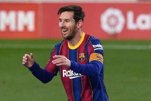 Меси се чувствувал добро во Барселона