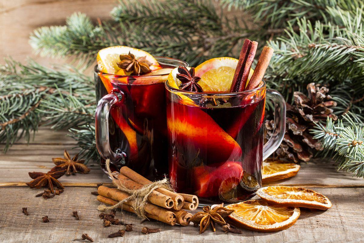 Мирис на новогодишните празници во домот