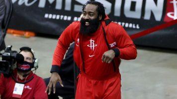 НБА лигата го казни Џејмс Харден
