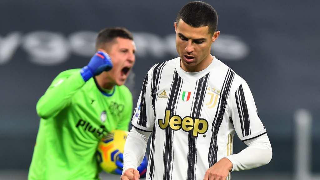 Најлошиот натпревар на Роналдо во Јувентус