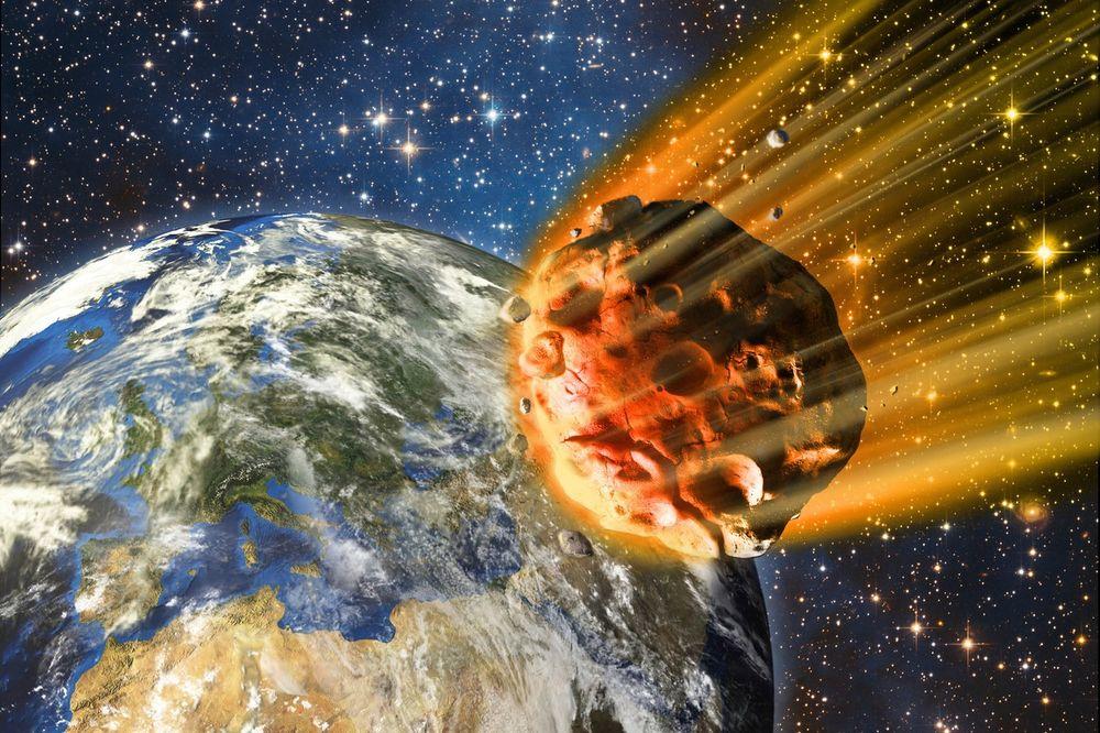 Непознат објект пролетал покрај Земјата