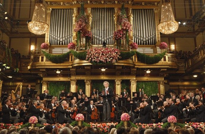 Новогодишниот концерт во Виена првпат ќе се одржи без публика