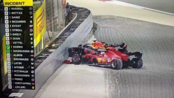 Нов хаос на стартот во Бахреин, Леклер и Ферстапен излетаа, Расел е прв!
