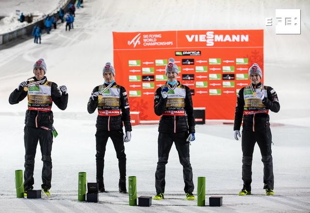 Норвежаните ја освоија Планица, Словенците само четврти