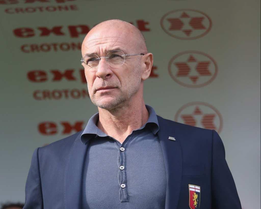 """Пак """"ужасниот тренер"""" Балардини на клупата на Џенова"""