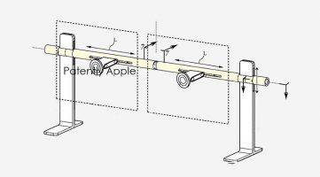 Патент на Apple покажува интересен сталак за два монитора