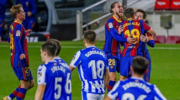 Познати се полу-финалните двојки во шпанскиот Суперкуп