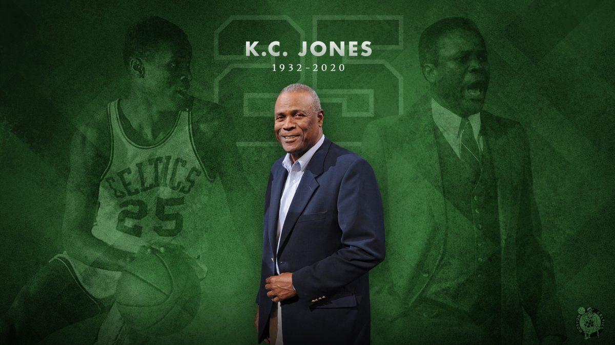 Почина Кеј Си Џонс, легендарниот играч и тренер на Селтикс
