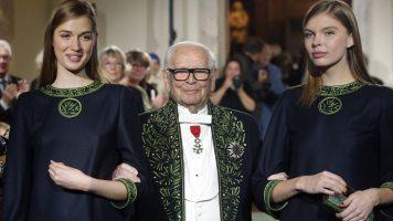 Почина легендарниот француски дизајнер Пјер Карден