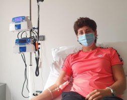 По хемотерапијата, Суарез Наваро планира камбек!
