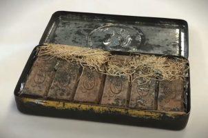 Пронајдено чоколадо старо 120 години што може да се јаде (ВИДЕО)