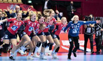 Ракометарките на Норвешка се новите европски шампионки