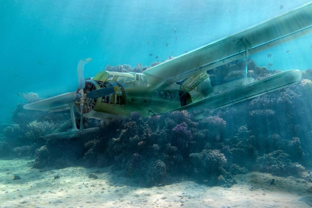 Решена мистеријата околу изчезнатите пет американски бомбардери во Бермудскиот триаголник