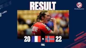 Рокада во Хернинг–Норвешка и го зема европското злато на Франција