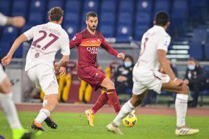 Рома рутински до победа над Торино