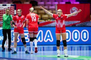 Русинките имаа +5, на крајот спасуваа реми со Франција
