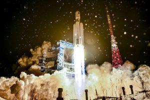 Русија успешно ја лансираше новата ракета Ангара (ВИДЕО)