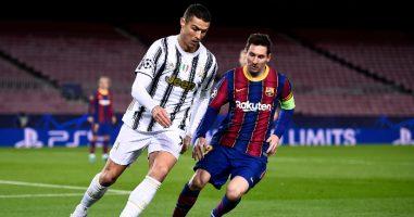 Сестрата на Роналдо со провокација кон Меси: Аргентинецот на колена пред Португалецот