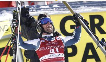 Словенецот Чатер со сензационална спусташка победа во Вал Д'Изер