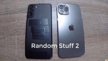 Снимка на интернет ги споредува Galaxy S21+ и iPhone 12 Pro (ВИДЕО)