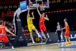 """Србија се """"рехабилитираше"""" против Финска, Шпанците ја победија Романија со 53 разлика!"""